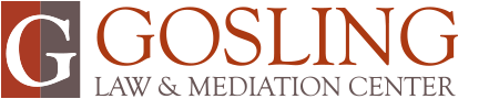 Gosling Law and Mediation Center logo